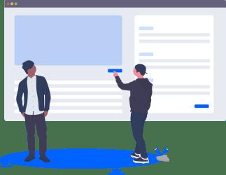 Content Marketing: Landing-Pages und Website-Texte