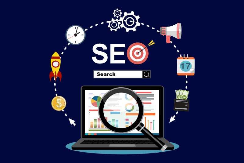 Was ist Digital Marketing? SEO (Suchmaschinenoptimierung)