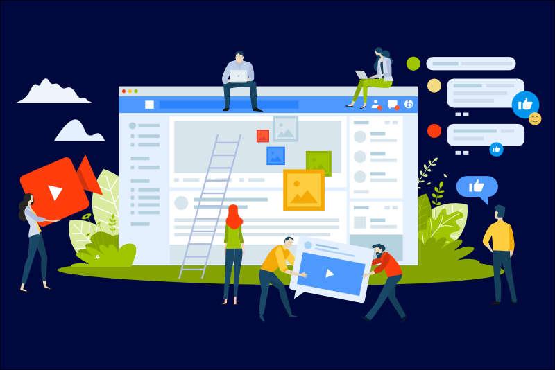 Was ist Digital Marketing? Social Media Marketing