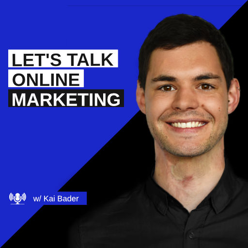 Podcast Cover: Let's Talk Online Marketing