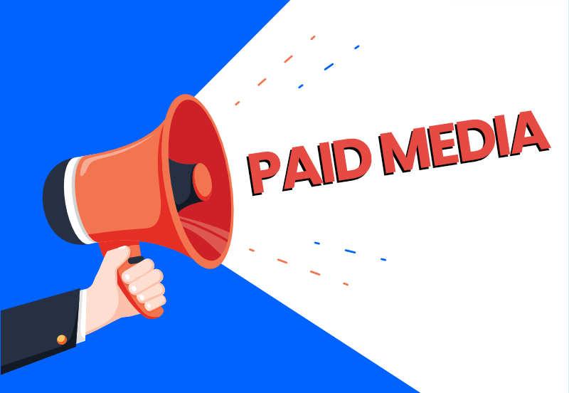 Paid Media: Bezahlte Medien