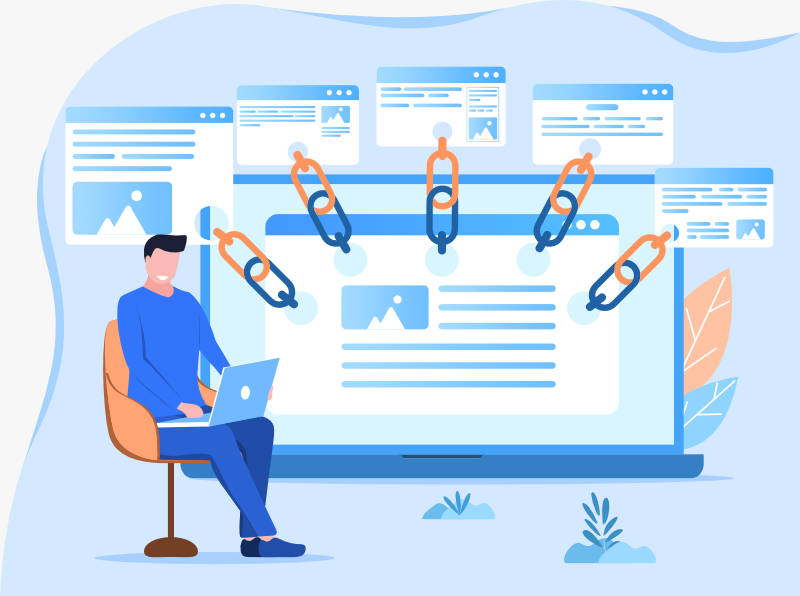 Linkbuilding / Offpage SEO: Backlinks aufbauen
